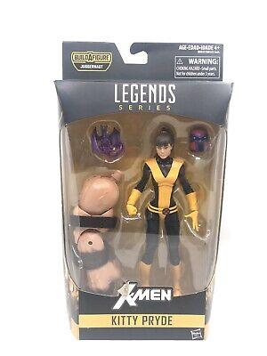 KITTY PRYDE Marvel Legends Juggernaut BAF Wave Figure MISB