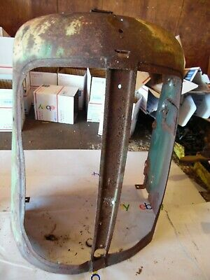 1942 Oliver 70 Gas Row Crop Farm Tractor Grill