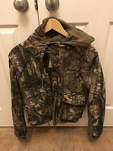 Remington Kids Camo Jacket