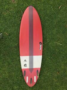 Surfboard Epoxy