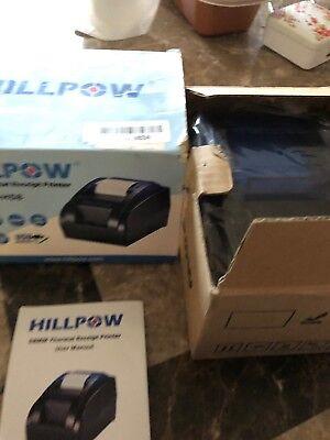 Hillpow 58mm Usb Thermal Receipt Printer