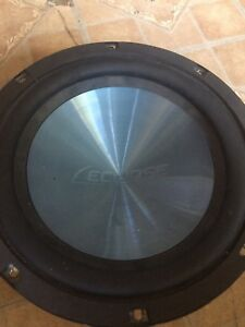 Eclipse 10 inch subwoofer