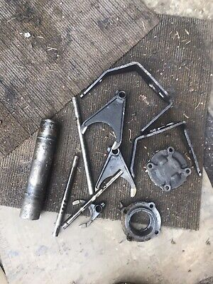 Ford 8n Tractor Transmission Forks Yolks Rails
