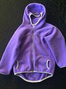 Size 4-6 Snug as a Bug Fleece Coat