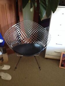 Classic Wire butterfly chair Mosman Mosman Area Preview