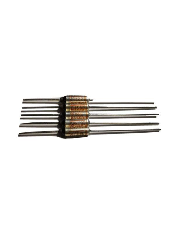 5x NEC SEFUSE SF188E Thermal Fuse - 5pcs - US Seller