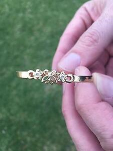 Found Gold bangle South Perth South Perth Area Preview