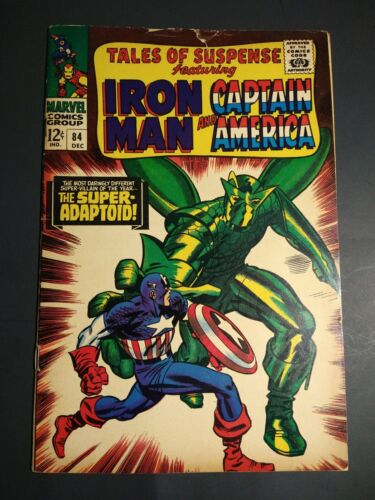 Tales Of Suspense 84 - Huge Silver Age Auction Will Combine Shipping - $0.99