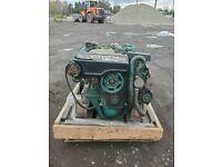 volvo penta marine diesel engine