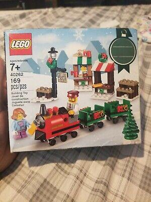 Lego Christmas Train Ride No. 40262