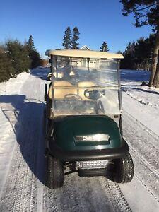 2010 ClubCar Precedent 48 Volt Electric GolfCar