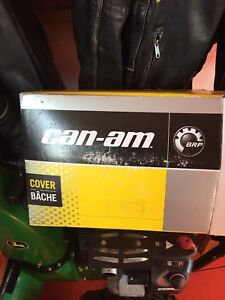 Can-Cover and riding gear