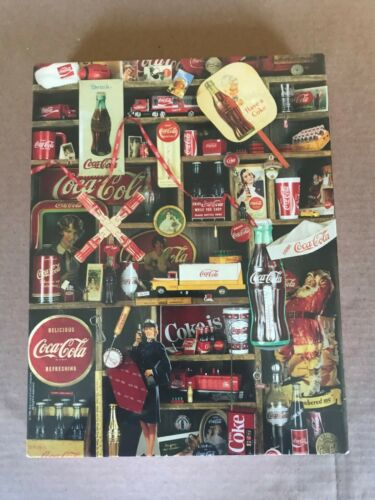 Coke is it Puzzle 500 Piece New by Springbok 1986