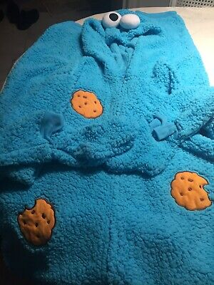 Cookie Monster One Piece Ladies Adult 3x