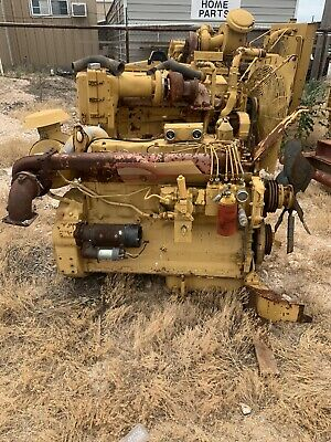 Cat Caterpillar D3306 Engine Motor Core