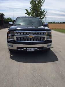2015 Silverado LTZ Chevy pick up truck 4 x 4