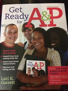 Get Ready For A&P Textbook