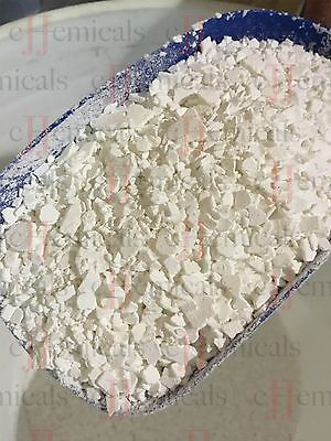 Calcium Chloride Flakes Cacl2 Minimum 99 Pure 2 Pounds In Bottles