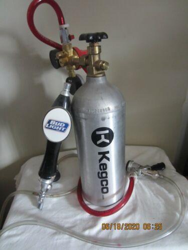 Kegco Kegerator Standard Conversion Kit Door Mount Draft Beer Bud Light  Keg Tap