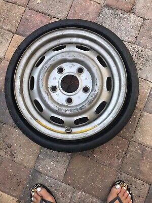 Original Porsche 911 930 Vredestein 165-15 Space Master Spare Wheel & Tire