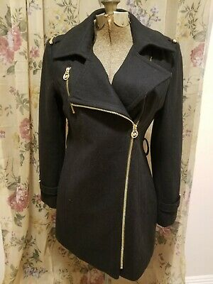 MICHAEL MICHAEL KORS Black Coat