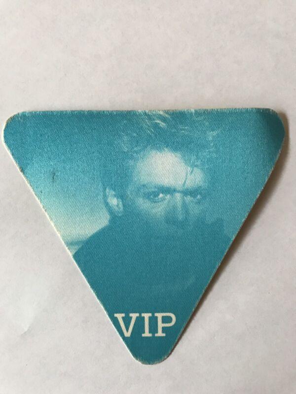 RARE Bryan Adams Reckless 1984 - 85 Tour Satin VIP Backstage Pass Unused Otto