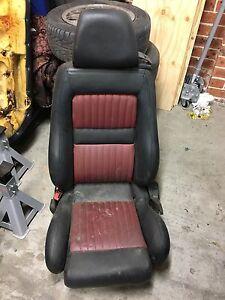 Alfa Romeo bucket Momo seats like recaro Lewisham Marrickville Area Preview