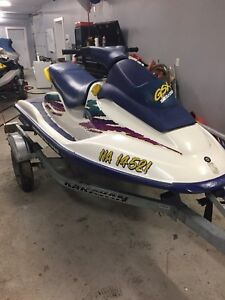 1996 SeaDoo GSX 110 Low Hours