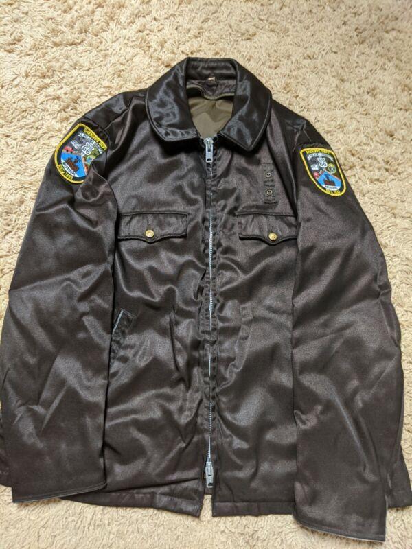 Pulaski County Sheriff Route 66 Missouri MO Police Jacket Vintage