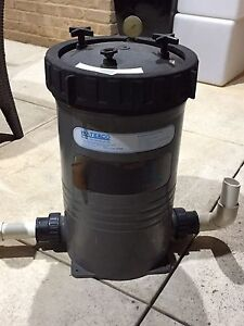 Pool filter cartridge and housing Southern River Gosnells Area Preview