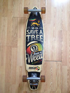 Sector 9 Longboard (good condition used)