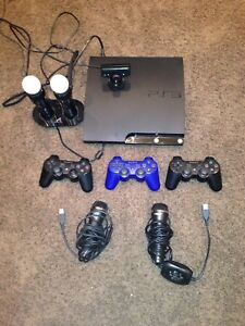 The PS3 jackpot! All the goods