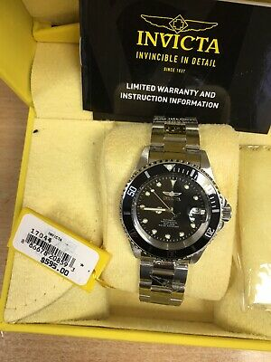 Invicta Pro diver 200m Automatic Watch 17044