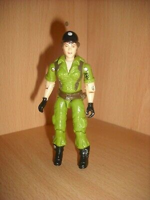 G.I. Joe Action Force Lady Jaye Action Figure Hasbro Vintage 1985