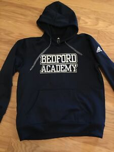 Bedford Academy Hoodie - excellent cond, sz. L