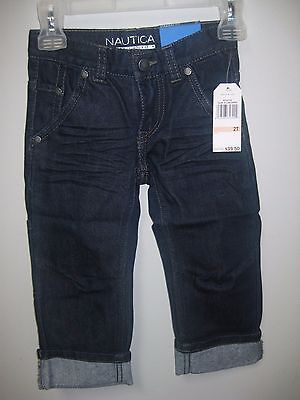 Nautica 452 Anchorage Straight Fit TODDLER Boy Jeans; Many Sizes! Baby Clothes