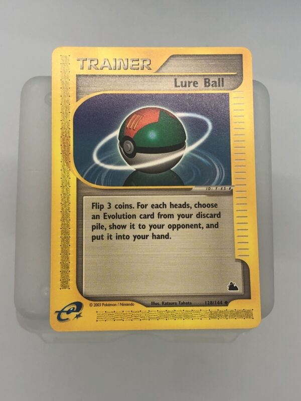 Lure Ball SM07-138 Pokemon Celestial Storm Card # 138 4x U