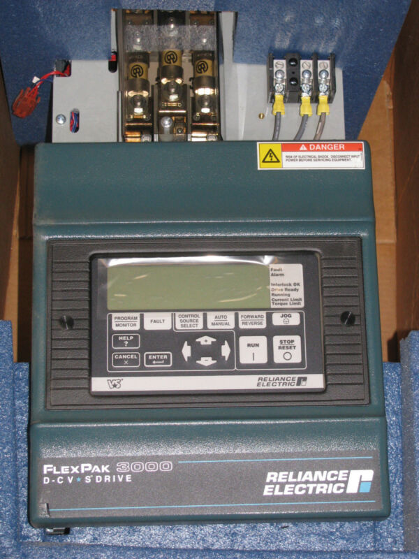 New Reliance Electric 7FR3032 DC Drive