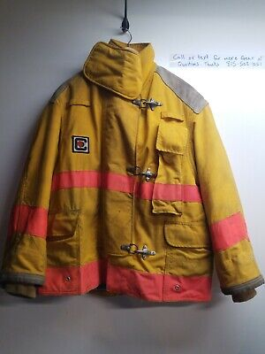 Chiefton Firefighter Turnout Bunker Coat