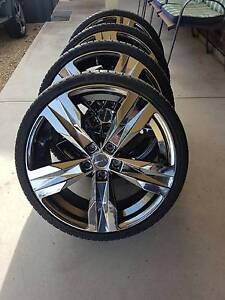 Holden Commodore new 20 inch commodore mags Waikerie Loxton Waikerie Preview