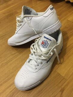 2 x Reebok Workout Plus Sneakers US 9  00cce40bc