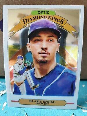 2020 Diamond Kings SPs #160 Blake Snell Tampa Bay Rays