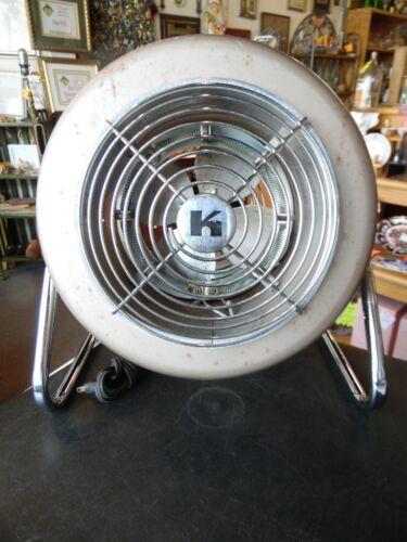 Vintage WORKING!!!!  Kenmore Combo Heater & Fan