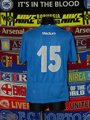 4/5 Lyngby BK adults XL #15 football shirt jersey trikot soccer image