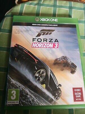 Forza Horizon 3  Xbox One 1  open world racing driving three III