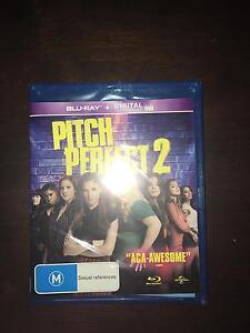 Pitch Perfect 2 Blu Ray Brisbane City Brisbane North West Preview
