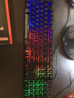 Wanted: Led keyboard