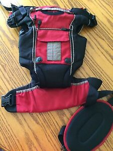 Comfy baby carrier