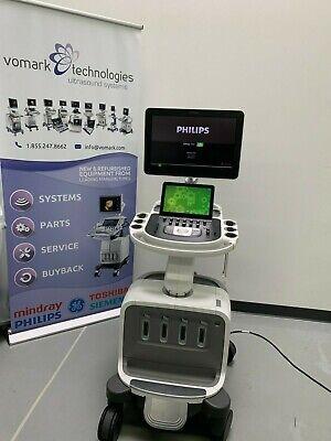 Philips Epiq 7w Ultrasound System - 4d