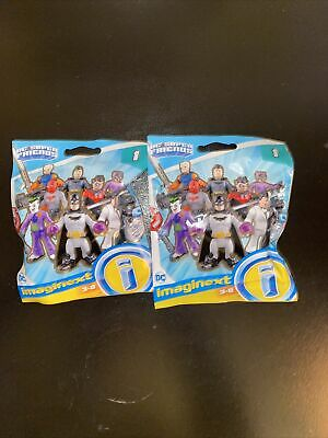 Imaginext DC Super Friends Blind Bag Series 1. #81 Red Hood And #83 Nightwing